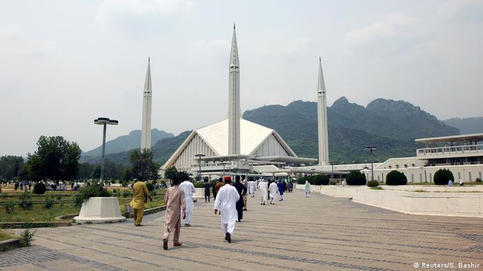 BG Regierungssitze | Islamabad (Reuters/S. Bashir)