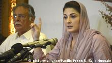Pakistan Maryam Nawaz Sharif