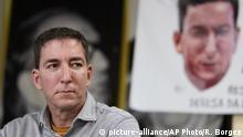 Brasilien Glenn Greenwald