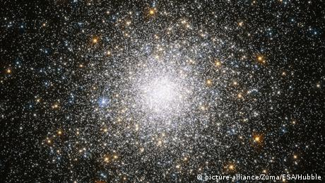 Hubble telescope photo of a collection of stars (Credit Image: © ESA/Hubble/ZUMA Wire/ZUMAPRESS.com)