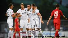 Europa League Qualifikation FC Vaduz Eintracht Frankfurt