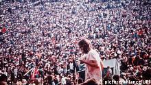 BG: Woodstock - die Lieder und ihre politischen Inhalte