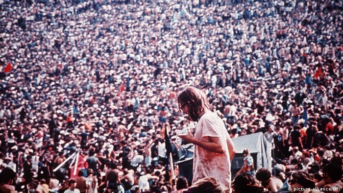 Woodstock (picture-alliance/UPI)