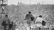 BG: Woodstock - die Lieder und ihre politischen Inhalte - Richie Havens