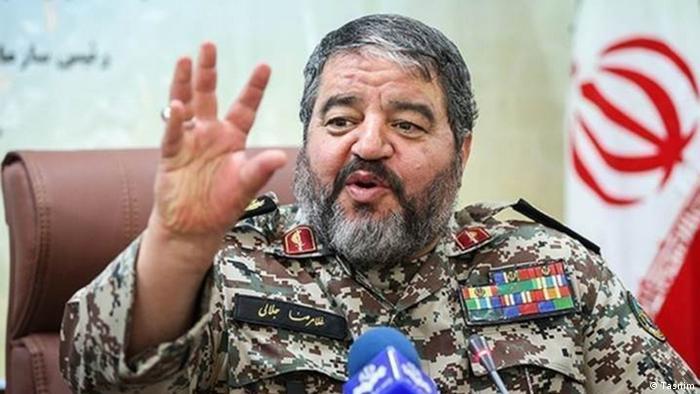 Gholamreza Jalali | Chef der Organisation für Zivilverteidigung in der iranischen Armee