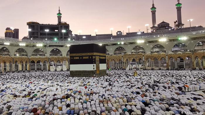 Saudi-Arabien | Hadsch Pilgertfahrt nach Mekka (Reutesr/W. Ali)