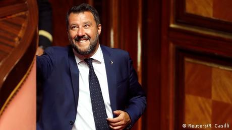 Ιταλία: Σαλβίνι ante portas;