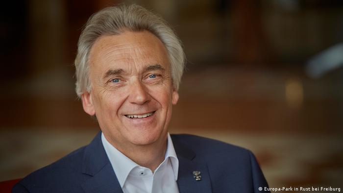 Jürgen Mack Geschäftsführer Europapark (Europa-Park in Rust bei Freiburg)