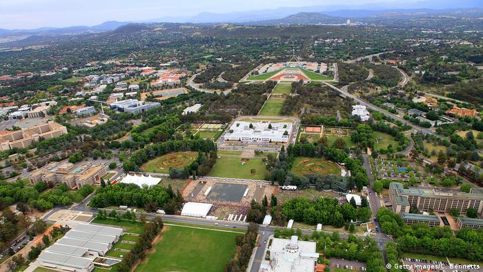 BG Regierungssitze | Canberra (Getty Images/C. Bennetts)