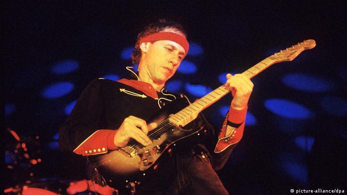 Dire Straits frontman Mark Knopfler at 70