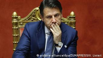 Giuseppe Conte (picture-alliance/dpa/ZUMAPRESS/V. Livieri)