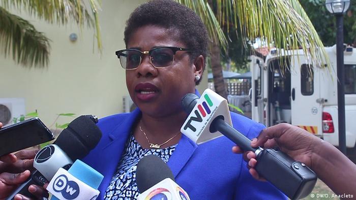 Mosambik Anastácia Lidimba