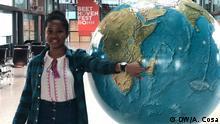 Lernerporträt Carmen Mamorisoa aus Madagaskar