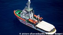 Rettungsschiff «Open Arms»