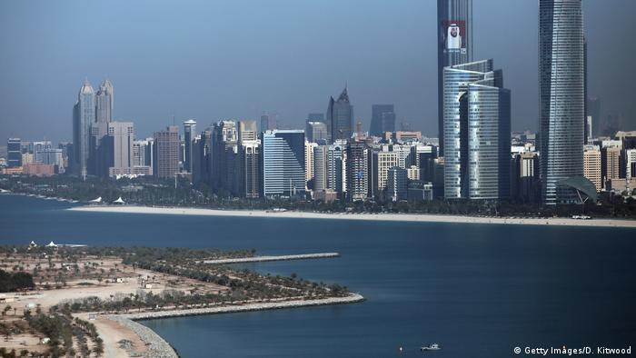 Вид на центр Абу-Дабі (архівне фото)