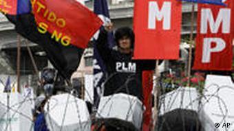 Philippinen Protest gegen Massaker