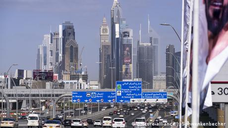 Expo 2020 Dubai (picture-alliance/J. Schwenkenbecher)
