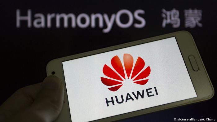 Huawei unveils HarmonyOS operating system