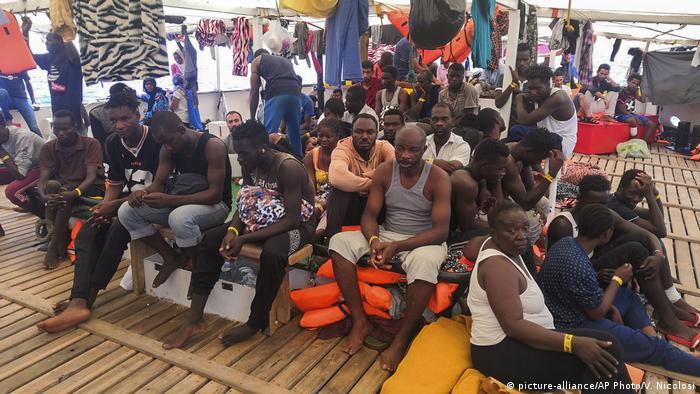 Rettungsschiff Open Arms | Seenotrettung im Mittelmeer