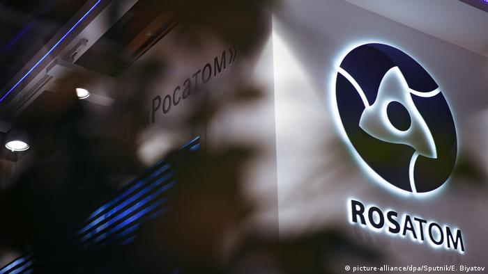 La empresa rusa vetada.