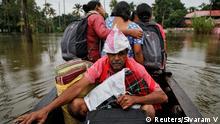 Indien Überschwemmungen in Kerala