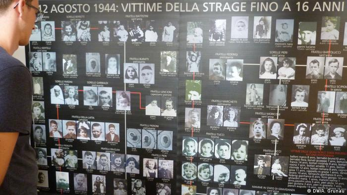 Italien: Gedenken an SS/NS-Massaker in Sant'Anna di Stazzema NEU