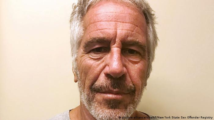 Jeffrey Epstein (picture-alliance/dpa/AP/New York State Sex Offender Registry)