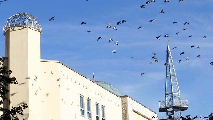 Norwegen - Moschee in Oslo