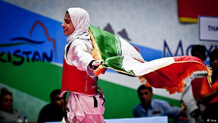 Iran Frauen-Taekwondo-Nationalmannschaft