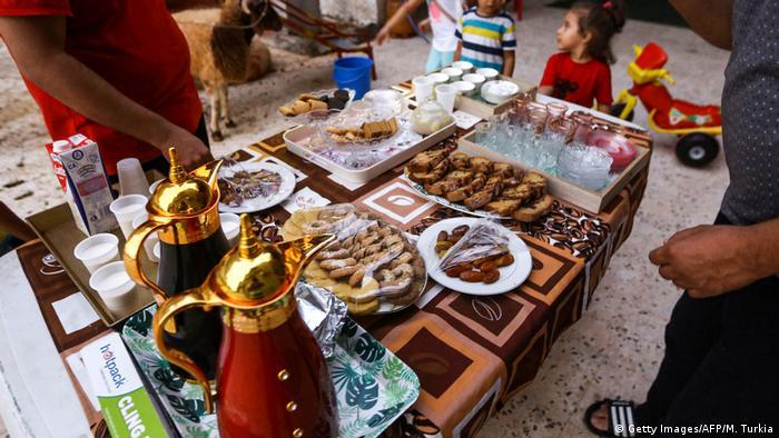 Libyen Feuerpause Fastenbrechen