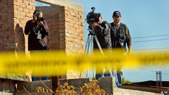 México se ha convertido en uno de los países más peligrosos para periodistas (Foto: AP)