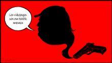 DW Karikatur von Vladdo Spanisch | Falscher Alarm