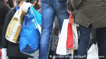 Πλαστικές σακούλες για ψώνια