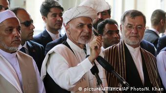 Τη συμμετοχή της χώρας του στις διαπραγματεύσεις στο Κατάρ ζητά ο πρόεδρος Ασράφ Γκάνι