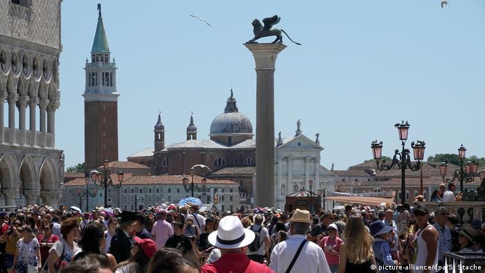 Venedig - Markusplatz
