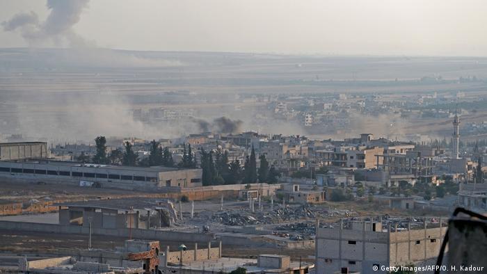 Foto de provincia de Idlib, Siria.