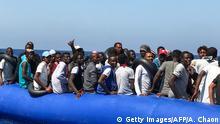 Ocean Viking rettet weitere 80 Migranten