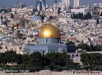 Felsendom in Jerusalem (Foto: public domain)