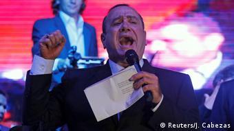 El recién elegido presidente Alejandro Giammattei tampoco quiere a la CICIG en el país.