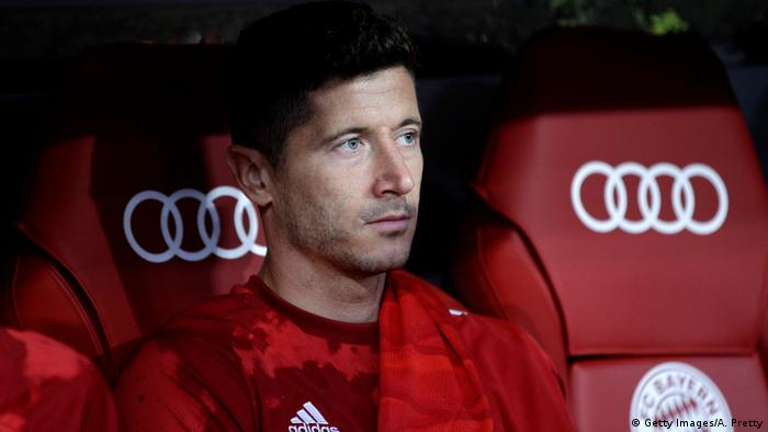 Tottenham Hotspur v Bayern Muenchen - Audi Cup 2019 Final Robert Lewandowski (Getty Images/A. Pretty)