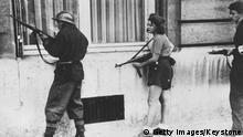 Frankreich, Paris: Befreiung 1944