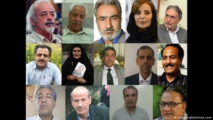 بازداشت جمعی از کنشگران مدنی که خواستار استعفای آیتالله خامنهای، رهبر جمهوری اسلامی شدهاند