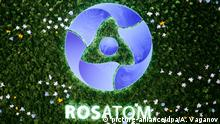 Russland Logo Rosatom