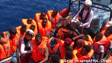 Seenotrettung Ocean Viking rettet weitere Migranten