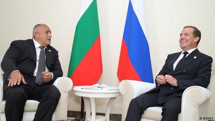 Борисов с Медведев
