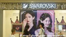 China Swarovski Store