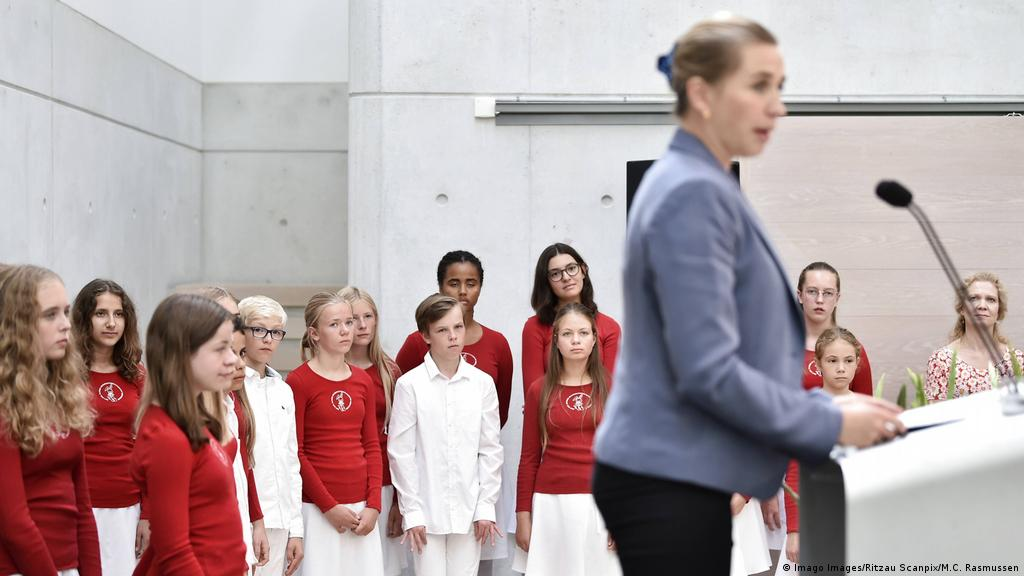 Denmark′s prime minister apologizes to children abused during post ...