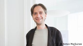 Anton Merkurov, ruski bloger i publicista