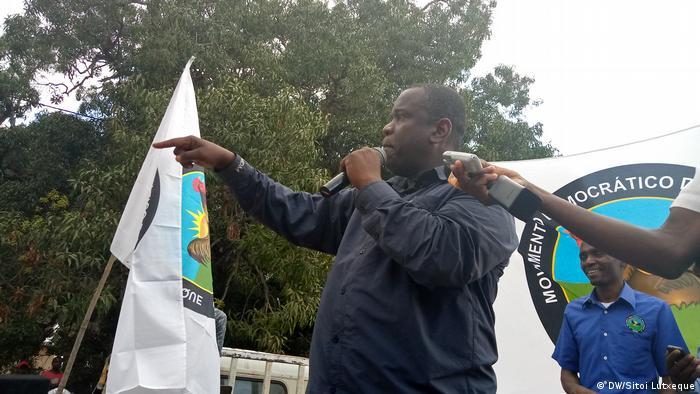 Mosambik Nampula MDM-Partei