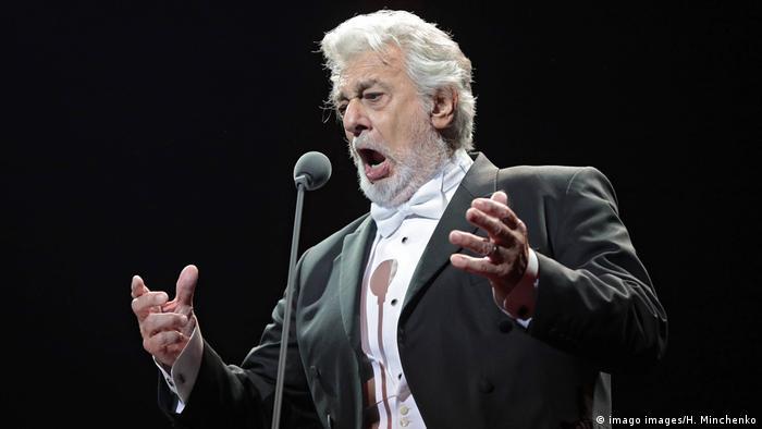 Opernsänger, Placido Domingo
